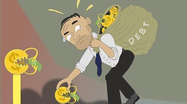 mặt tối của thẻ tín dụng - nợ